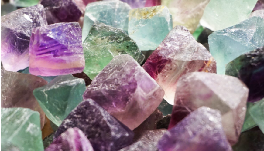 fluorite collection